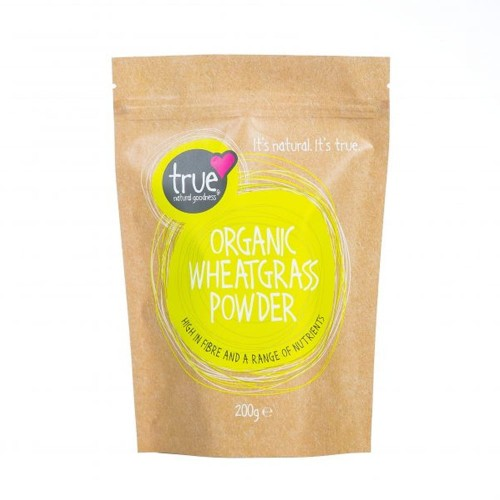 True Natural Goodness	Wheatgrass Powder Organic