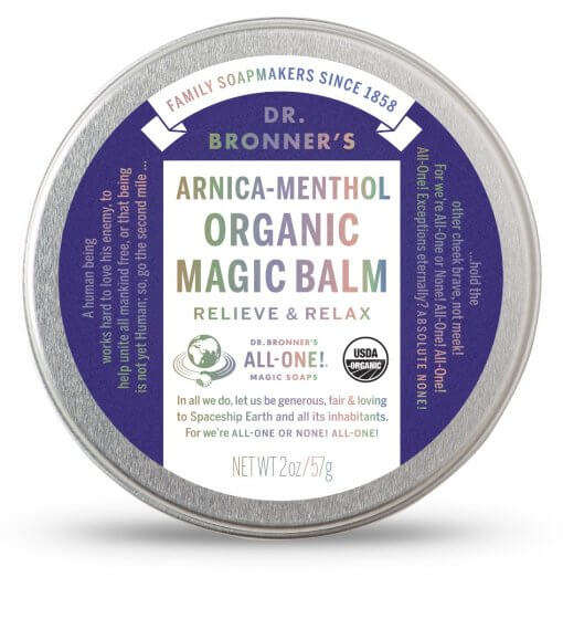 Dr. Bronner's Organic Magic Balm - Peppermint - 57g