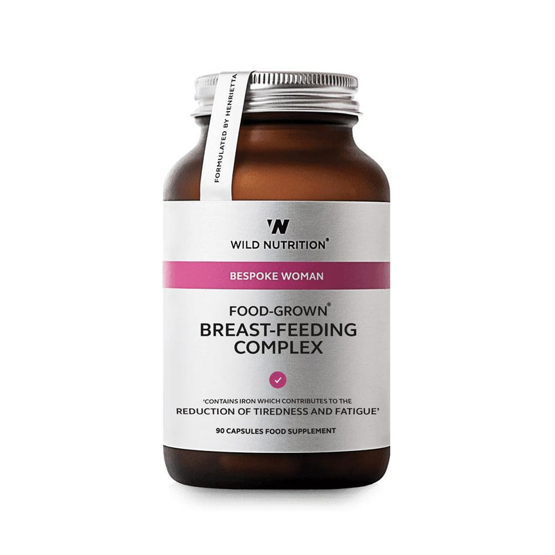 Food-Grown® Breast Feeding Complex