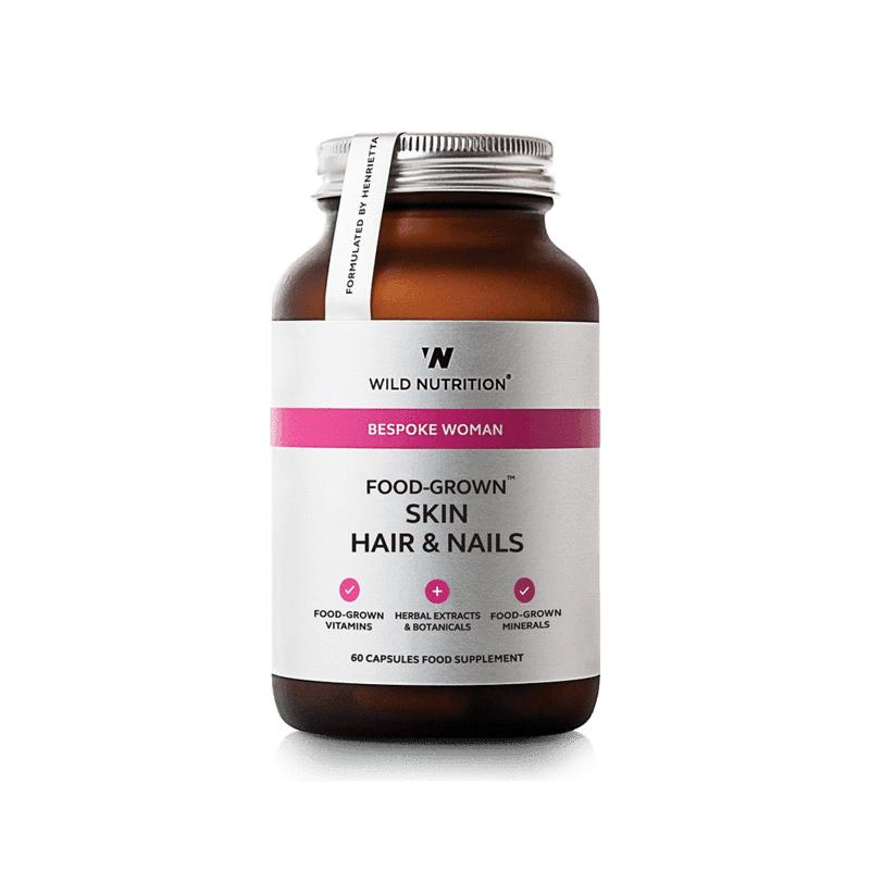 Food-Grown® Skin Hair & Nails Woman
