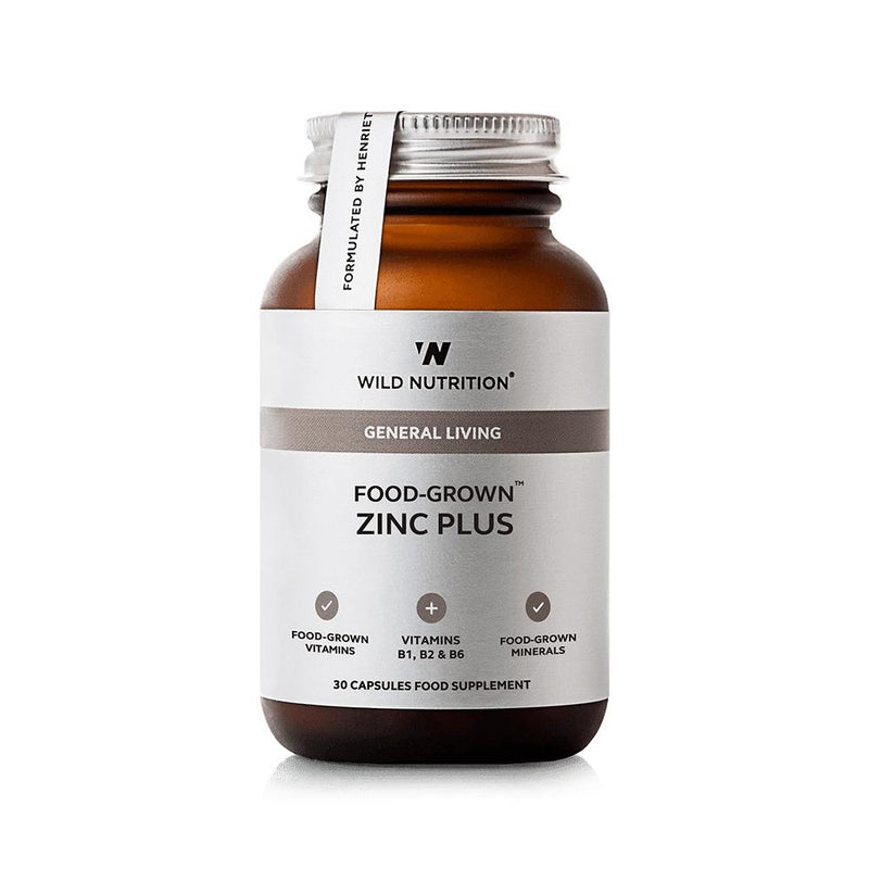 Food-Grown® Zinc Plus