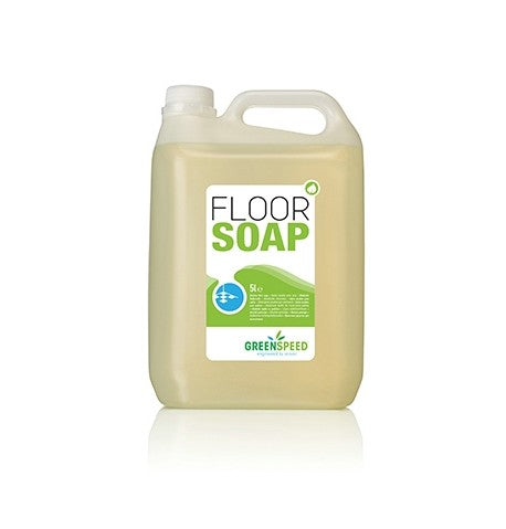 Ecover	Floor Soap 5L	1x5L