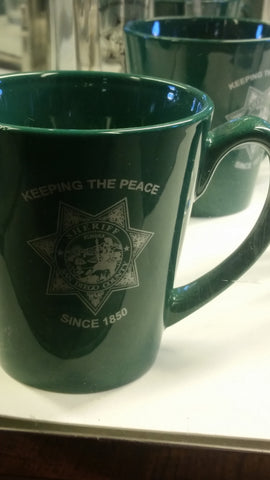 Keeping The Peace Coffee Mug
