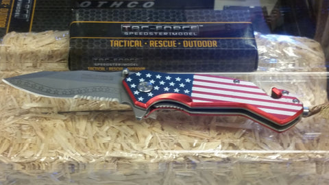 Tac-Force Flag Knife
