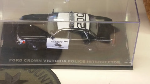 Crown Victoria Cruiser Collectable Car