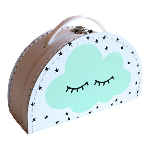 SUITCASE  SLEEPY CLOUD MINT