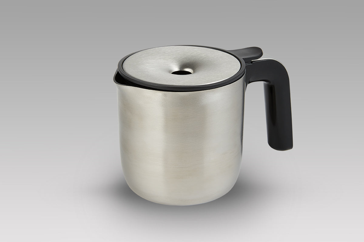 Milk Carafe with Frother