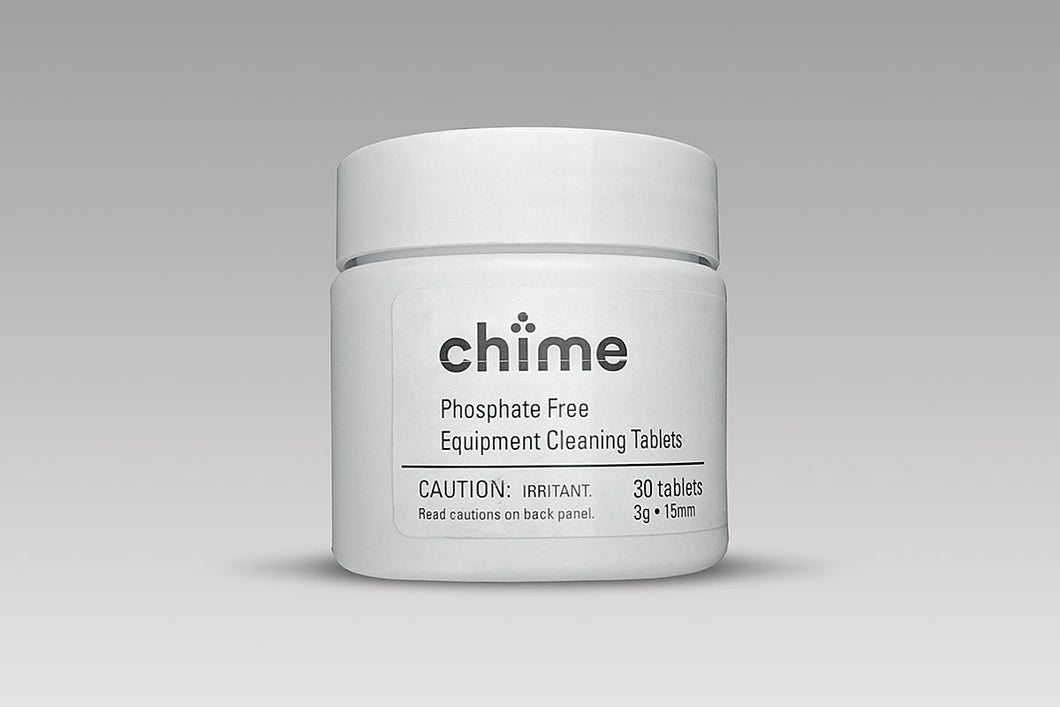 Chime Cleaning Tablets
