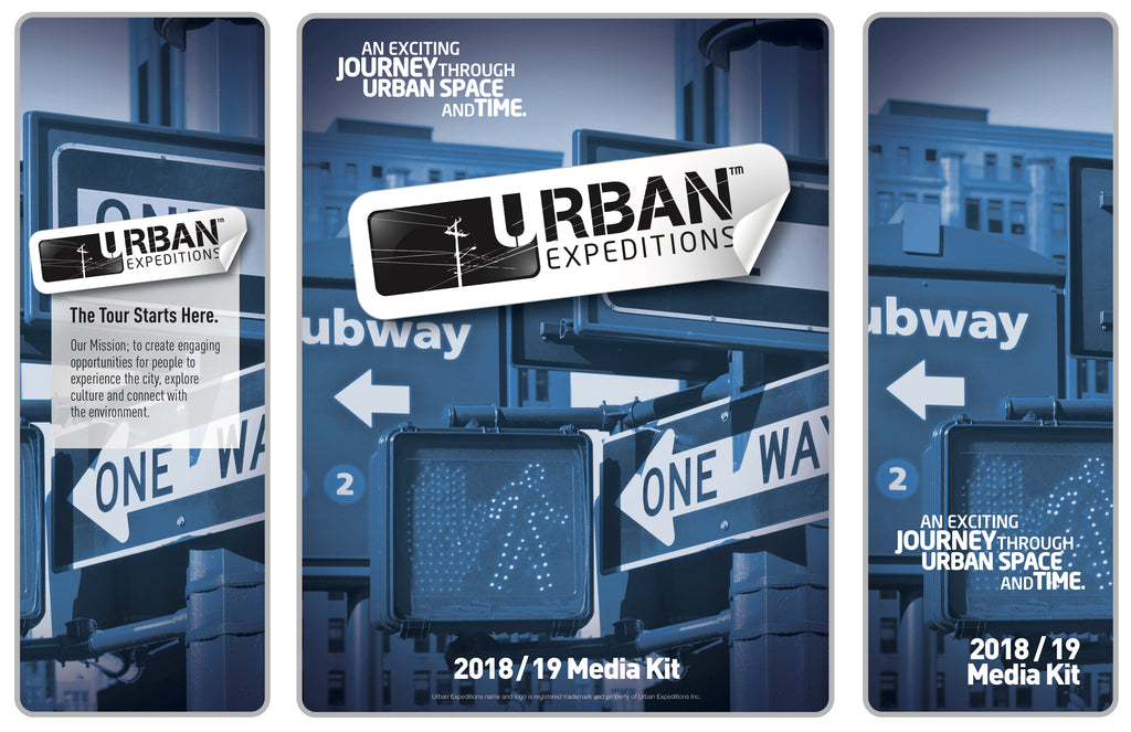 Urban Expeditions Media Kit