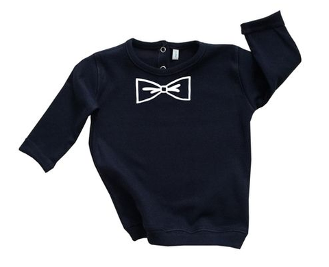Boys organic cotton sweatshirt