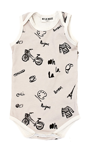French Toss Onesie