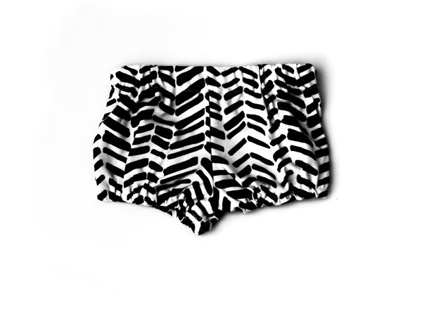 girls organic cotton bloomers