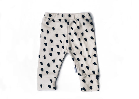 kids organic cotton leggings