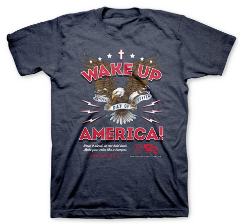 Wake Up America T-Shirt