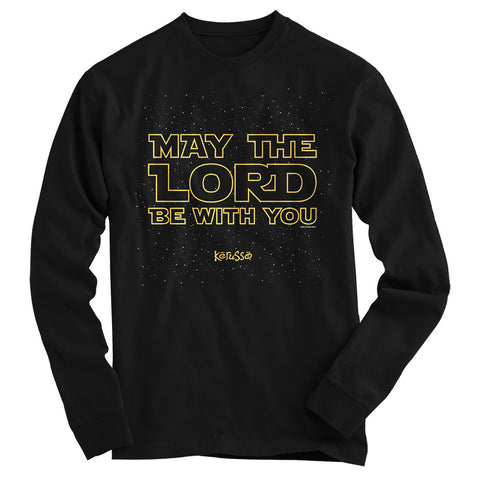 May The Lord Long Sleeve Christian T-Shirt