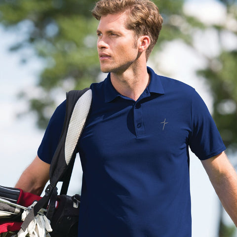 Active Cross Mens Polo
