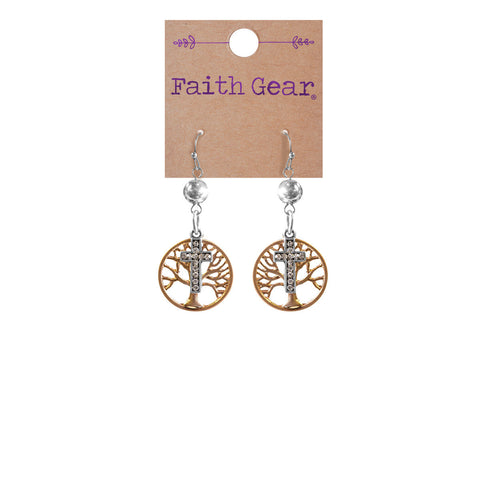 Tree Of Life Women's Earrings