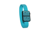 Diamond Sport Sky Blue Charging Bracelet