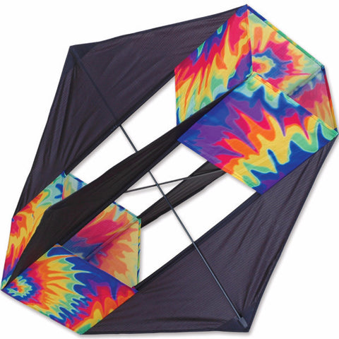 4 Wing Box Kite-Tie Dye