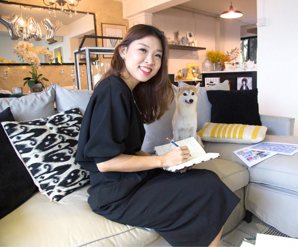 Workplace Style with Priscilla Tan