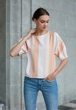 Ombre Striped Top