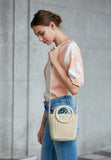 Woven Crossbody // Light