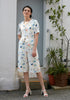 Terrazzo Stories V-neck Jumpsuit (Limited Edition)