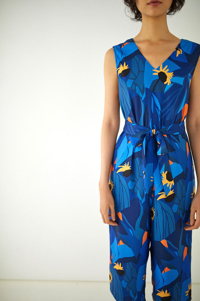 The Little Sunflowers Jumpsuit