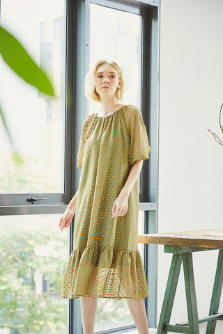 Amelie Textured Dress