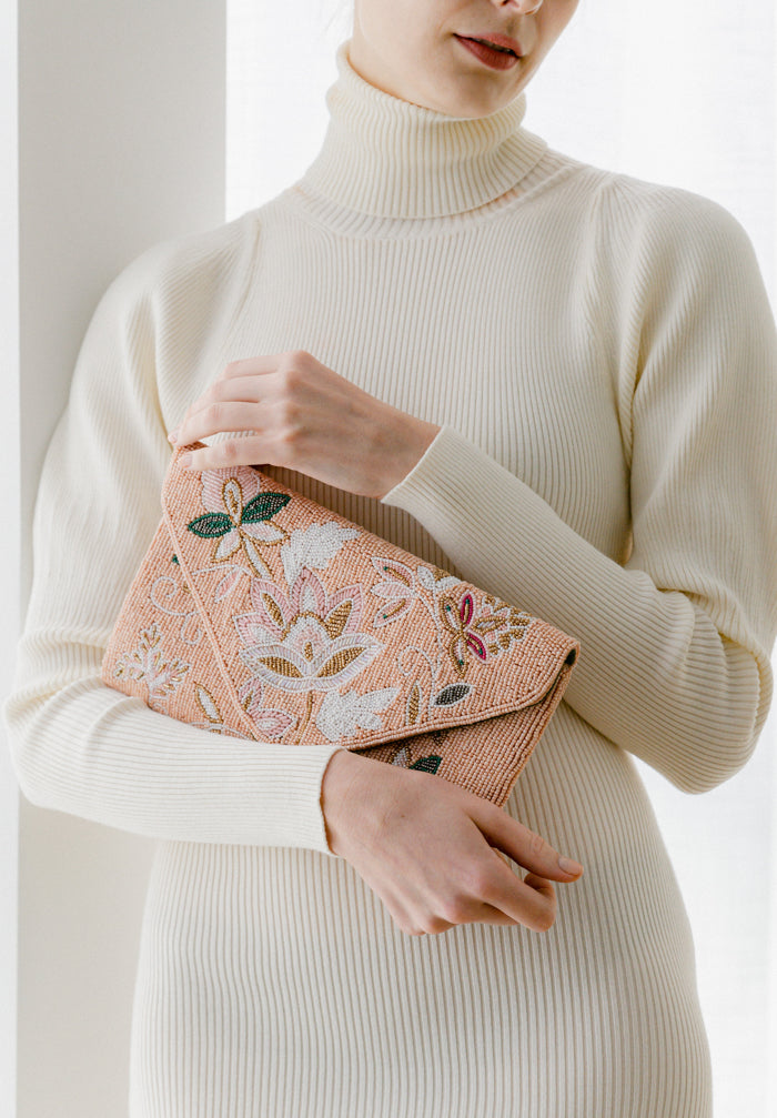 Monday's Muse Beaded Crossbody (Preorder)