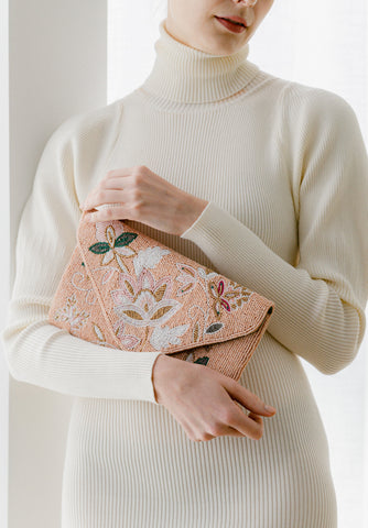 Saturday Stories Beaded Crossbody (Preorder)