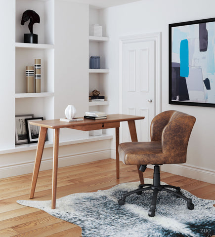 Image of Zane Desk Walnut