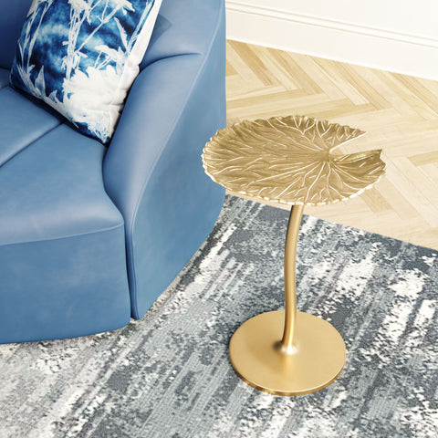 Image of Lily Side Table Gold