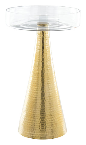 Image of Hendrix End Table Gold
