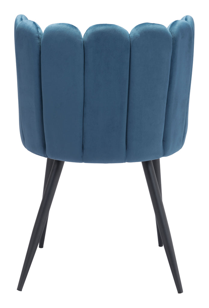 Adele Dining Chair (Set of 2) Blue