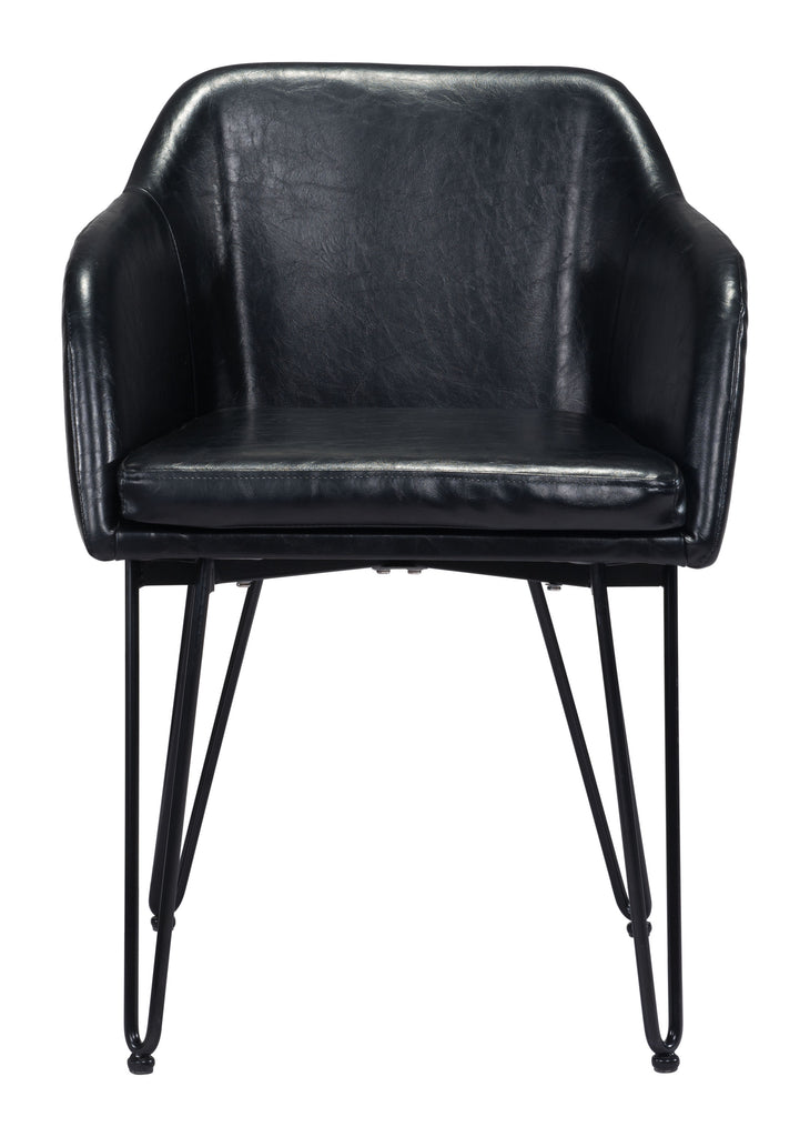 Braxton Dining Chair (Set of 2) Black
