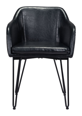 Image of Braxton Dining Chair (Set of 2) Black