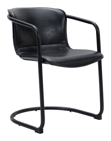 Image of Paxton Dining Chair (Set of 2) Black
