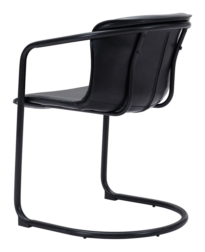 Paxton Dining Chair (Set of 2) Black