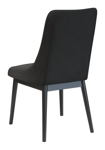 Ashmore Dining Chair (Set of 2) Black