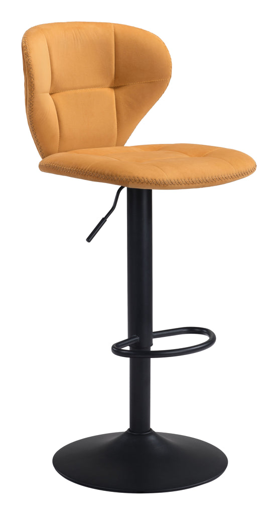 Salem Bar Chair Yellow