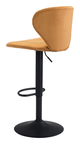 Image of Salem Bar Chair Yellow