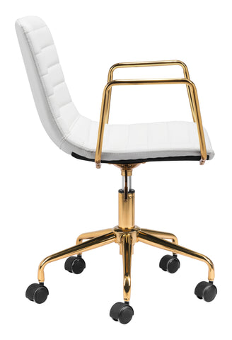 Image of Eric Office Chair White
