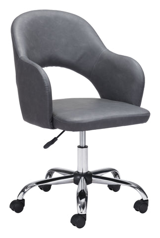Image of Planner Office Chair Gray