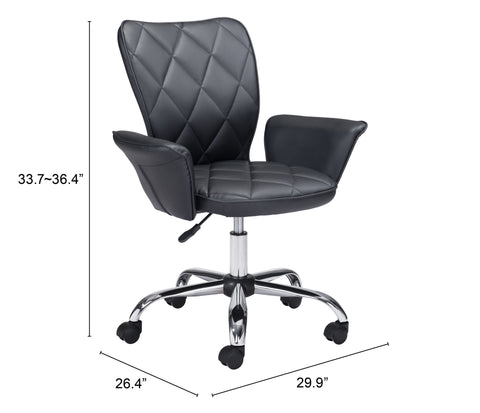 Image of Specify Office Chair Black