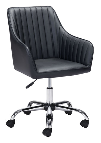 Image of Curator Office Chair Black