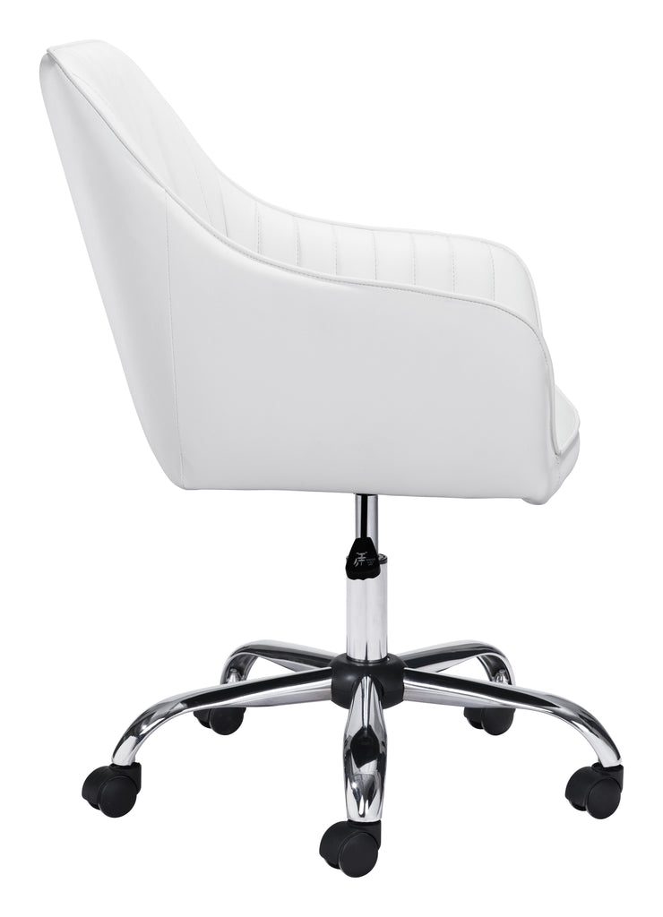 Curator Office Chair White