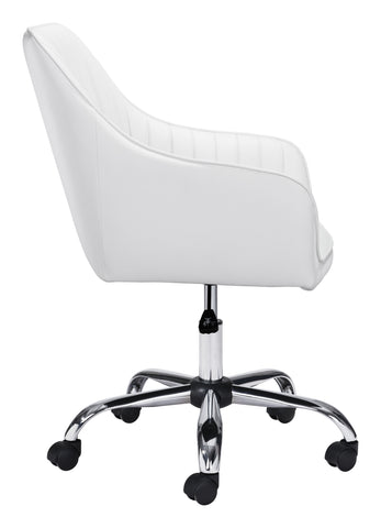 Image of Curator Office Chair White