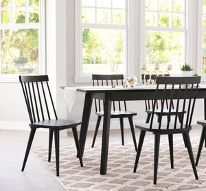 Constantinople Dining Table Black