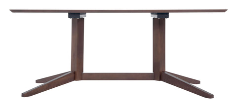 Carthage Dining Table Walnut